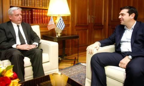 Νέα παρέμβαση του Αμερικανού πρέσβη για το θέμα Ξηρού