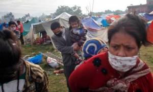 Σεισμός Νεπάλ: Ανθρωπιστική βοήθεια σε απομονωμένες περιοχές