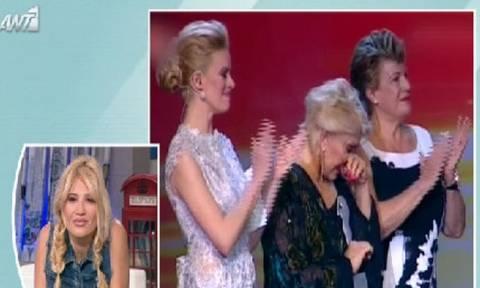Η συγκίνηση της Μαρινέλλας στη σκηνή και η συνάντηση Ζέτας – Μιχάλη στα βραβεία