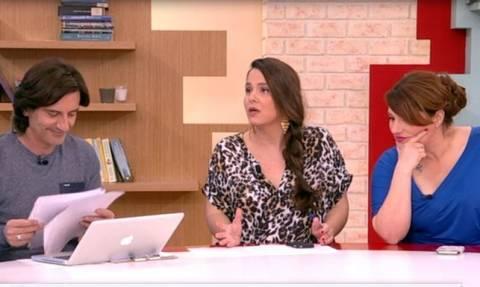 Έξαλλη η Ελιάνα on air στην Ελένη – Τι συνέβη;