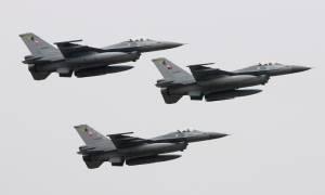 Παραβιάσεις τουρκικών μαχητικών στο Αιγαίο