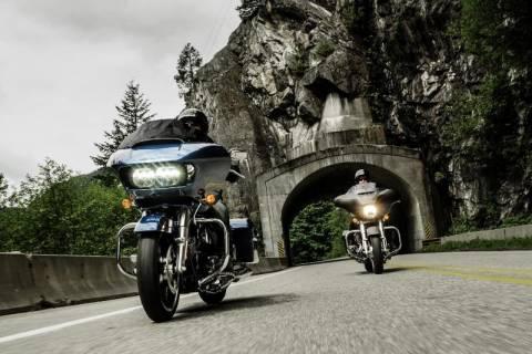 Harley Davidson: Μία δουλειά διαφορετική από τις άλλες (photos)