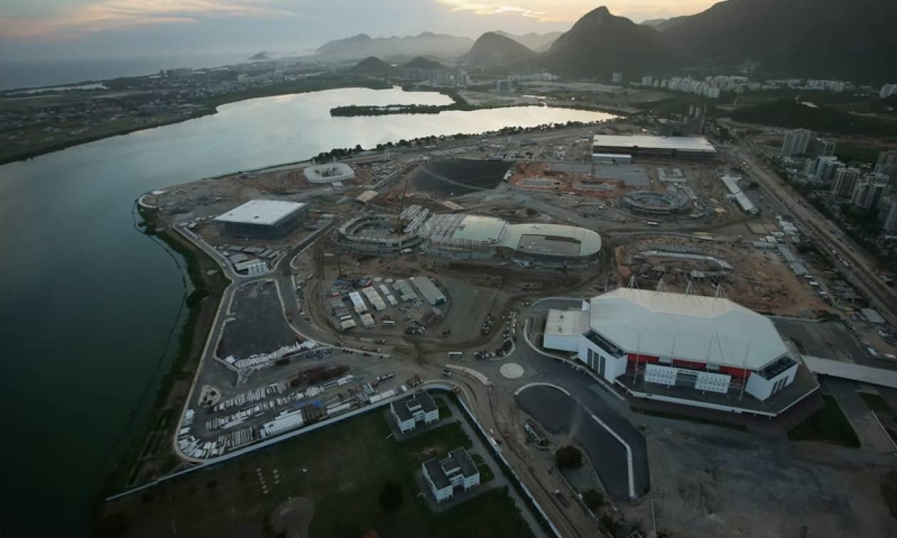 Βραζιλία: Ανεστάλη η ανέγερση δύο ολυμπιακών εγκαταστάσεων