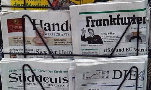 Η υποβάθμιση της Ελλάδας από τον Μoody's στον γερμανικό τύπο