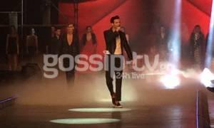 Madwalk 2015: Ο Νίνο και… μοντέλο