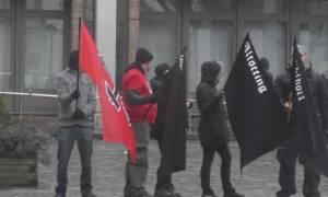 Ανατριχιαστικό: Σύμβολο στο χάρτη σχηματίζουν οι φόνοι νεοναζιστικής οργάνωσης