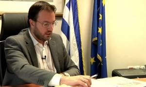 Υποψήφιος για πρόεδρος της Δημοκρατικής Αριστεράς ο Θανάσης Θεοχαρόπουλος (vid)
