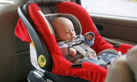 Γιατί δεν πρέπει να χρησιμοποιείτε μεταχειρισμένο καθισματάκι αυτοκινήτου!