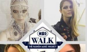 Madwalk 2015:Τα καλύτερα beauty moments από το show που δεν πρέπει να χάσετε!