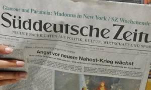 Suddeutsche Zeitung: Γιατί η αυστηρή λιτότητα δεν είναι η λύση για την Αθήνα