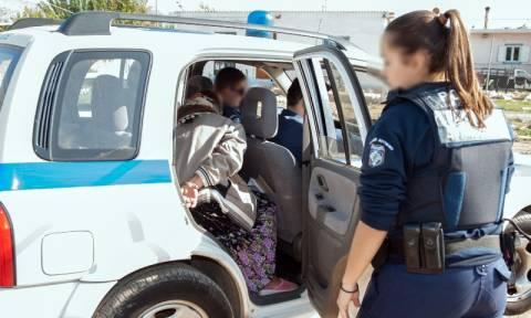 Κόρινθος: Αστυνομική επιχείρηση σε καταυλισμούς Ρομά