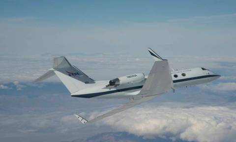 Αυτά είναι τα νέα φτερά που δοκίμασαν στη NASA