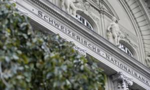 SNB: Ζημιές μαμούθ 30 δισ. φράγκων το πρώτο τρίμηνο
