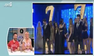 Madwalk 2015: Η Σπυροπούλου βγαίνει στην πασαρέλα και δείτε την αντίδραση της Σάσας!