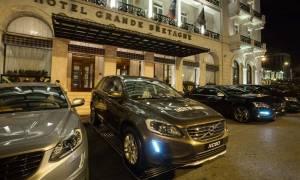 Volvo: χορηγός των Χρυσών Σκούφων 2015