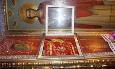 Από τη Βενετία στην Αττική για προσκύνημα το ιερό σκήνωμα της Αγίας Βαρβάρας