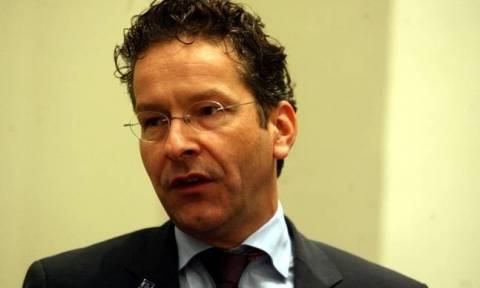 Μαραθώνιος επαφών Ντάισελμπλουμ με Ευρωπαίους και για την Ελλάδα