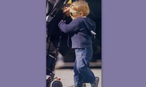 Ο στιλάτος πρίγκιπας George