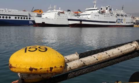 Εργατική Πρωτομαγιά: Δεμένα τα πλοία στα λιμάνια