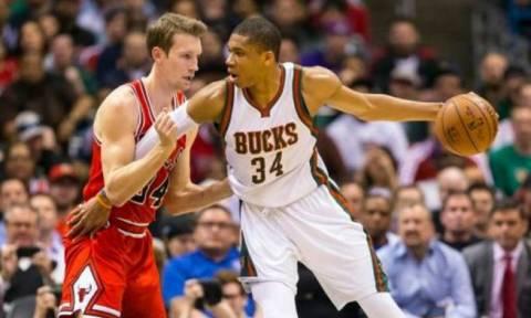 NBA: Αποβλήθηκε και… αποκλείστηκε ο Αντετοκούνμπο