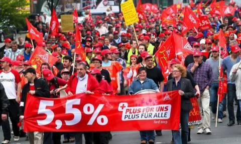 Γερμανικά συνδικάτα: «Διαμορφώνουμε το μέλλον της εργασίας»