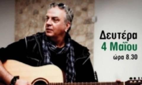 Ο Χρήστος Γιαννόπουλος στο Ρυθμός Stage