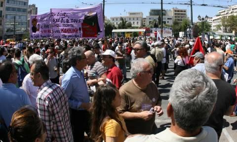 Εργατική Πρωτομαγιά: Συγκεντρώσεις και πορείες στην Πάτρα