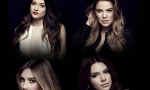 Οι Kardashians εμφανίζονται χωρίς make up και εμείς μένουμε με το στόμα ανοιχτό!