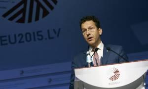 Ντάισελμπλουμ: Έχει επιτευχθεί πρόοδος στις διαβουλεύσεις