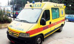 Ηράκλειο: Ηλικιωμένος έπεσε στο κενό από ταράτσα