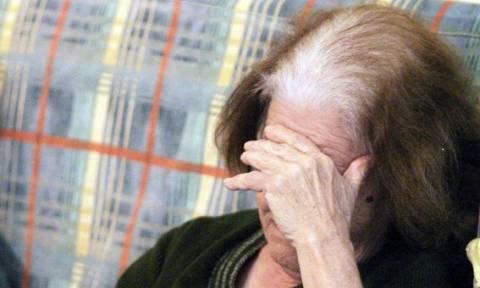 Άμφισσα: Εφιαλτικές στιγμές για ηλικιωμένη