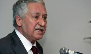 Κουβέλης: Να υπάρξει συμβιβαστική και βιώσιμη συμφωνία