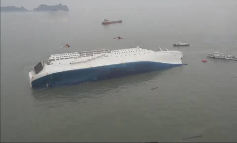 Sewol: Συγκρούσεις μεταξύ της αστυνομίας και των συγγενών των θυμάτων του ναυαγίου