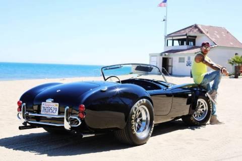 Κλασσικά Αυτοκίνητα: Ο Hamilton και η Cobra (photos)