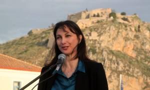 Ναύπλιο: Η υπουργός Τουρισμού εγκαινίασε το 2ο Mediterranean Yacht Show