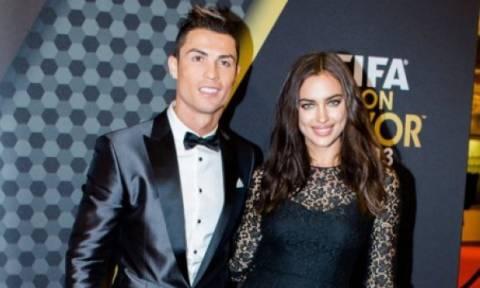 Ποια Ιrina; Αυτό είναι το μοντέλο που έχει «κλέψει» την καρδιά του Cristiano Ronaldo!