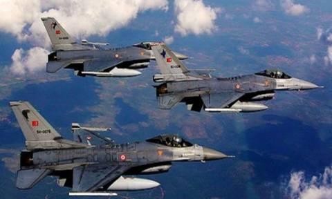 Εμπλοκές ελληνικών και τουρκικών μαχητικών στο Αιγαίο
