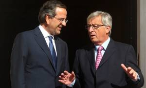 Γιούνκερ: Δεν υπάρχει Grexit στο τραπέζι