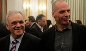 Μπαράζ επαφών στελεχών της κυβέρνησης με Ευρωπαίους αξιωματούχους