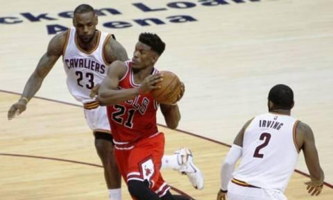 NBA: Αποφασισμένοι Ταύροι στο Κλίβελαντ