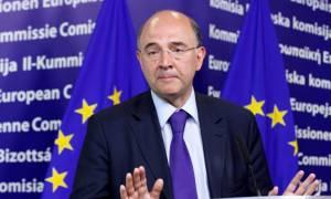 Mοσκοβισί: Σε μία εβδομάδα η Ελλάδα θα έχει καταγράψει ισχυρή πρόοδο