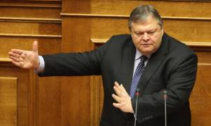 Αδιανόητο: Ο Βενιζέλος «έφερε» στη Βουλή τις «50 αποχρώσεις του γκρι»!