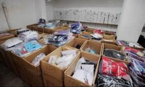 Θεσσαλονίκη: Κατάσχεση χιλιάδων προϊόντων «μαϊμού»