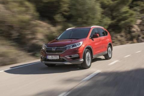 Honda: Το CRV των 160 ίππων στην Ελλάδα