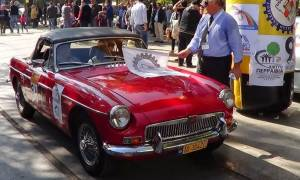 Κλασσικά αυτοκίνητα: Ράλλυ Όλυμπος