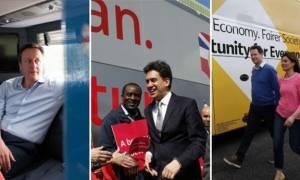 Εκλογές Βρετανία 2015: Ισοπαλία μία ημέρα πριν από τις κάλπες