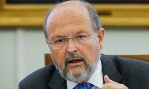Υπέρ του Grexit o τέως πρόεδρος της Κεντρικής Τράπεζας του Βελγίου