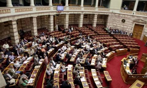 Βουλή: Ψηφίστηκαν οι τροπολογίες για τη «Διαύγεια» και τα ταμειακά διαθέσιμα