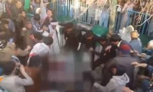 Αφγανιστάν: Θανατική ποινή σε τέσσερις άνδρες που λίντσαραν 27χρονη