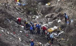 Germanwings: Λεπτό προς λεπτό το χρονικό της συντριβής